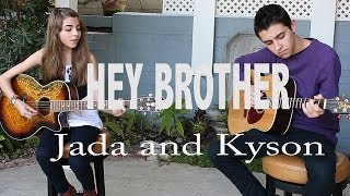 Avicii 39 S 39 Hey Brother 39 By Jada Facer And Kyson Facer