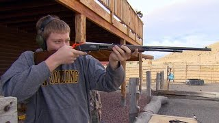 Guns as a way of life in Wyoming