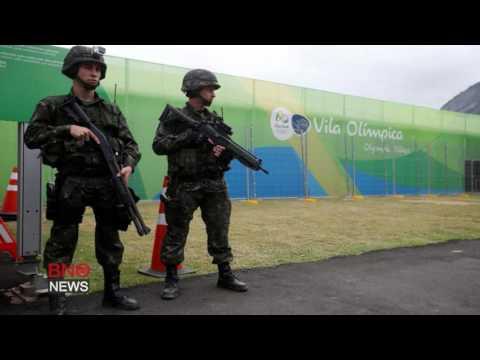 Brazil arrests ISIS suspects over Olympics terror plot