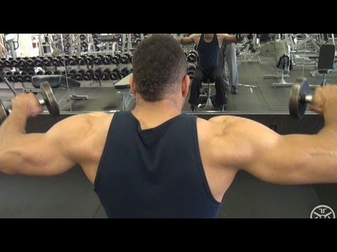 Shoulder Day &  Future BigJsExtremeFitness Collaboration Image 1