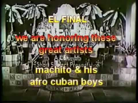NAGUE machito and his afro-cubans