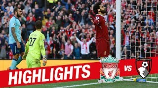 Highlights: Liverpool 3-0 Bournemouth | Mane, Salah amp Firmino on target again