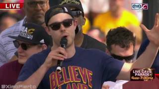Cleveland Cavaliers Championship Parade Highlights June 22, 2016 2016 NBA Champions