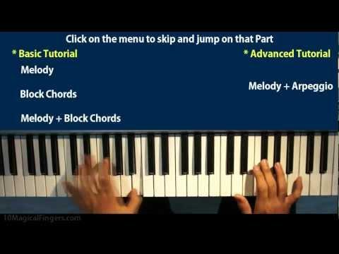 Haal E Dil (Murder 2) Piano Tutorial | Melody + Chords + Arpeggios...