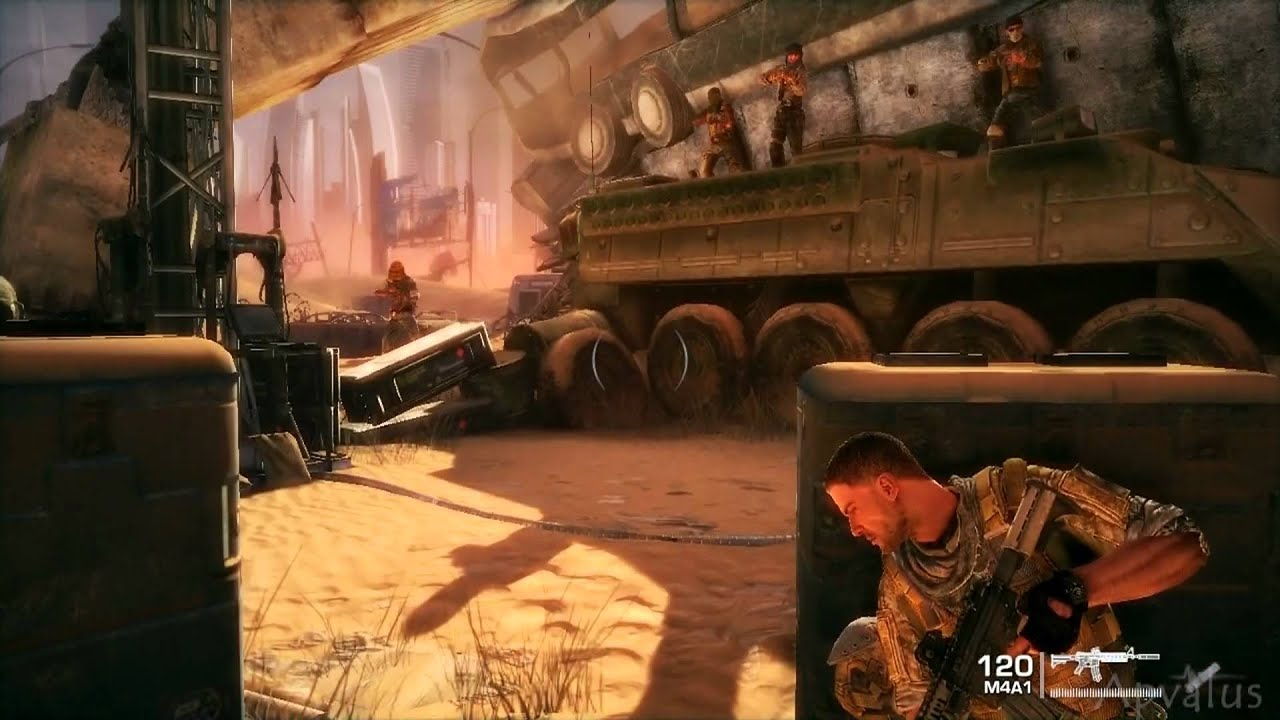 Spec Ops: The Line Gameplay Chapter 1 [ PC HD ] - YouTube