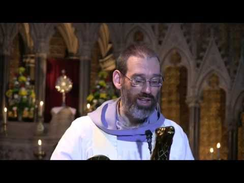"""""""Treasuring All These Things in Your Heart"""": Sermon by Fr John Lawrence Polis FI. A Day With Mary"""