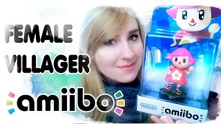 Custom AMIIBO [Bewohnerin/Female Villager] TUTORIAL