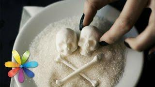 Чем вреден сахар?