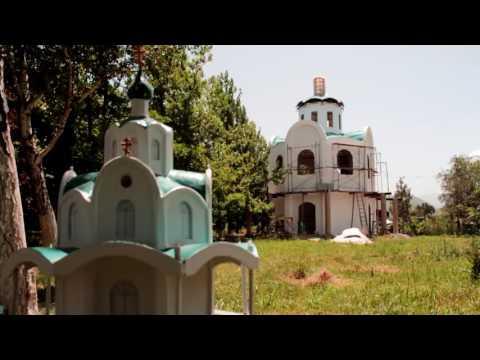 Венчальная часовня Петра и Февронии с. Тургень