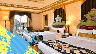 Disney's Most Expensive Hotel! (Tour of MiraCosta Hotel in Tokyo Disney Resort)