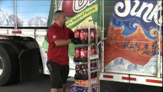 Merchandisers at Dr Pepper Snapple Group