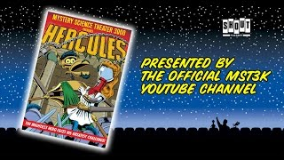 MST3K: Hercules (FULL MOVIE) - with Annotations