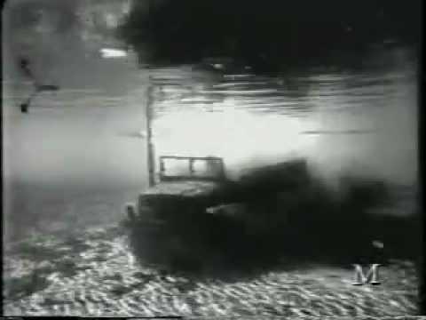 m35a2 deuce under water