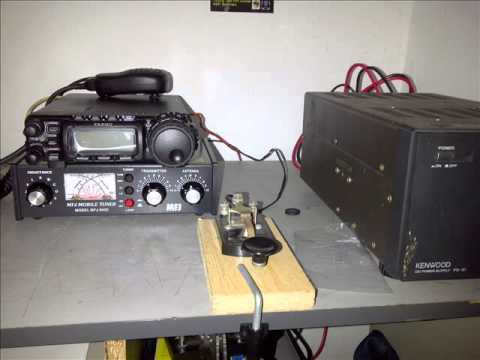 9M2PJU's Audio On Yaesu FT857D