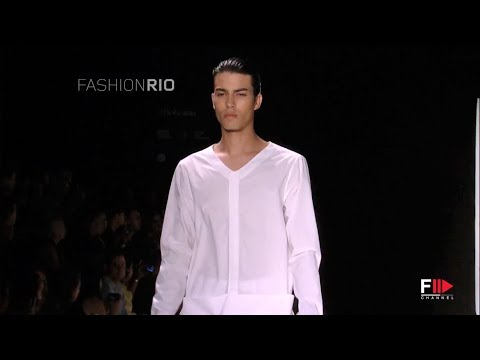 """R. GROOVE"" Highlights HD Fashion Rio Summer 2015 by Fashion Channel"