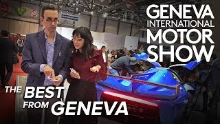 The Best Cars of the 2018 Geneva Motor Show