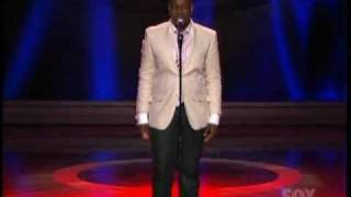Jacob Lusk - You're All I Need to Get By - American Idol Top 11 - 03/23/11