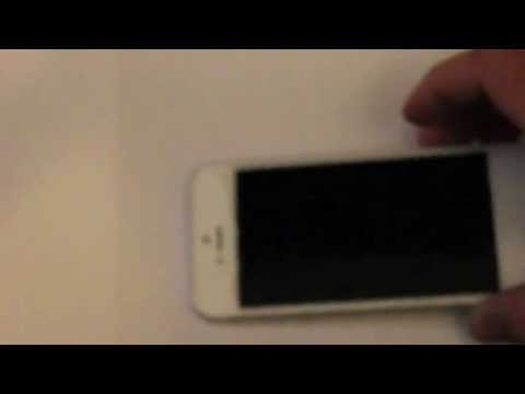 iPhone 5 Water Damage Sensor Sticker Indicator Locations