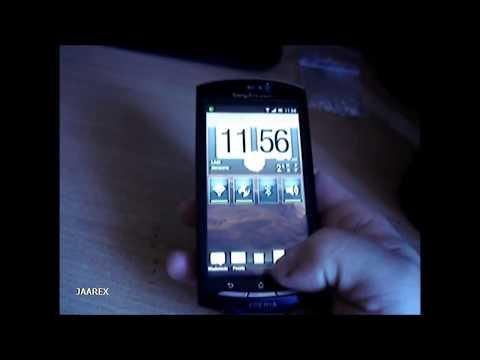 Xperia Neo V aktualizacja androida 4.0.4 (4.1.B.0.587) na 3 sposoby (opis)