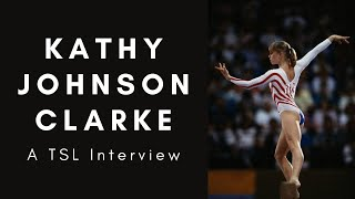 TSL's Interview with Kathy Johnson Clarke