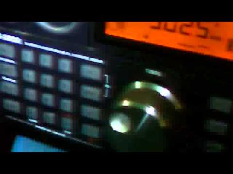 5025 kHz Radio Rebelde , Habana , Cuba