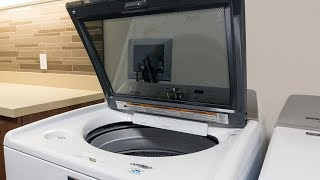 {WOW} This is Secret Maytag MVWB765FW Top Load Washer Review