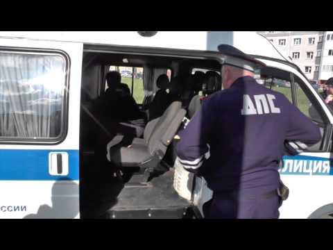 4) Неадекватный водитель Лексуса на Мостовицкой. Место происшествия 20.06.2014