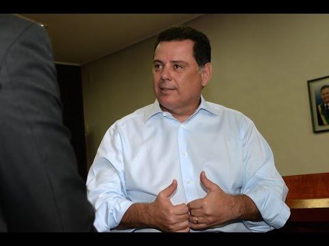 Governador do PSDB, Perillo é contra impeachment de Dilma Roussef (PT)