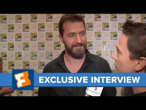 Richard Armitage Exclusive Interview   Comic Con   FandangoMovies