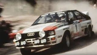 Audi Sport: A Legacy Story in Five Cylinders