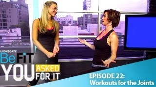 Cardio Workouts for the Joints | Rebounding- You Asked For It