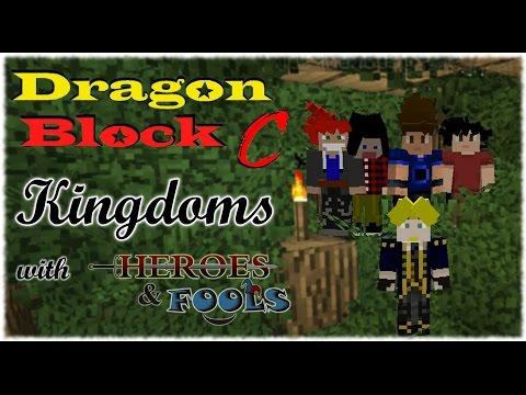Dragon Block C Servers - DBC Kingdoms