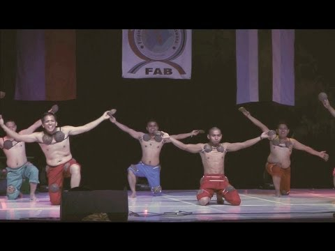 Maglalatik -  A Filipino Folk Dance     (720p 8m) video