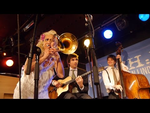 Shirt Tail Stompers and Gunhild Carling - I've Found a New Baby. Live CPH:LX 2016 thumbnail