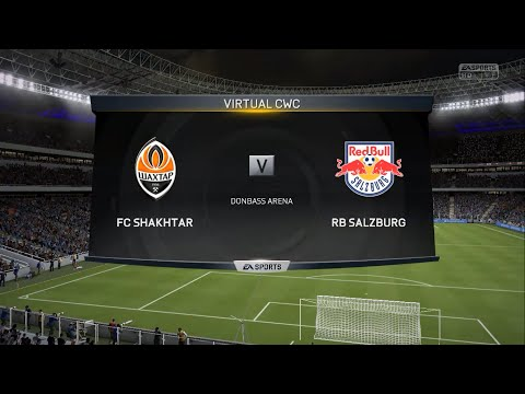 FC Shakhtar-RB Salzburg FIFA 15 CWC Round of last 16 [7/8]