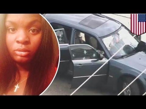 Drive-thru shooting: Donesha Gantt posts video after being shot at Florida Burger King - TomoNews