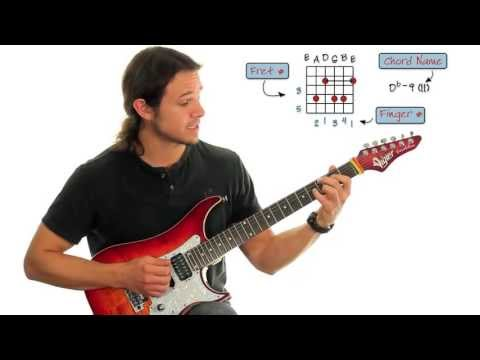 Cameron Allen - Rock Fusion Guitar Lesson - Part 1 Of 3 - How To Play - Free Guitar Lesson