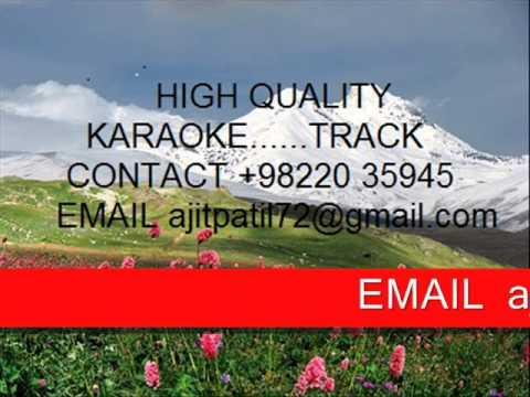 Mitwa Bhool Na Jana -   Mohammad Azizi Karaoke video