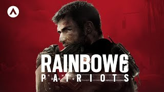 Why Patriots Became Siege - Investigating Rainbow 6: Patriots