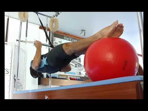 Pilates Avançado Vipilates – Negative Pull Series 2 – Prof. Gustavo Godoy