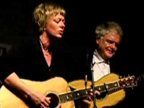 Peter Rowan and Pam Brandon at the Noe Valley Ministry