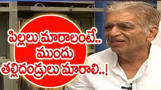 Dr.Chukka Ramaiah Suggests How to Raise Children | Mahaa  Icon #4