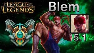 Blem best lee sin universe league of legends plays