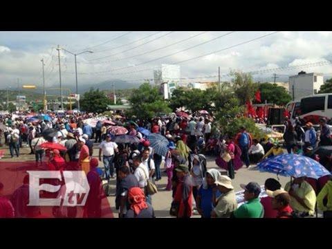 Maestros de la CETEG continúan con movilizaciones en Acapulco / Excélsior Informa