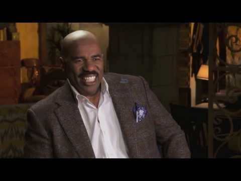 Steve Harvey talks celebrity life with LL Cool J