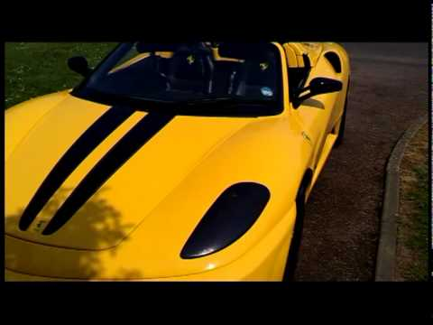 Beany's DNA Ferrari F430 Spider Replica