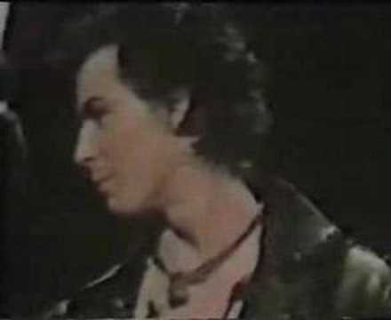SEX PISTOLS - Anarchy in the UK -  rare live at sweden 1977