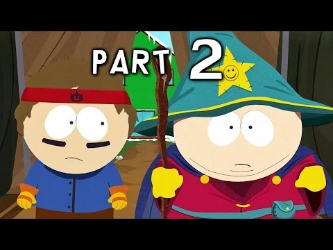 South Park Stick of Truth Gameplay Walkthrough Part 2 - Chinpokomon