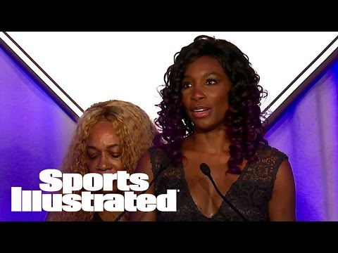 Venus Williams introduces Serena as Sportsperson of the Year | Sports Illustrated