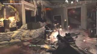 Modern Warfare 2 - Campaign - Whiskey Hotel